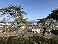 Shimabara Bay from Shimabara Castle.jpg
