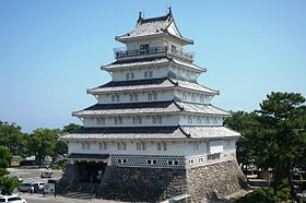 Shimabara Castle Tower 20090906.jpg