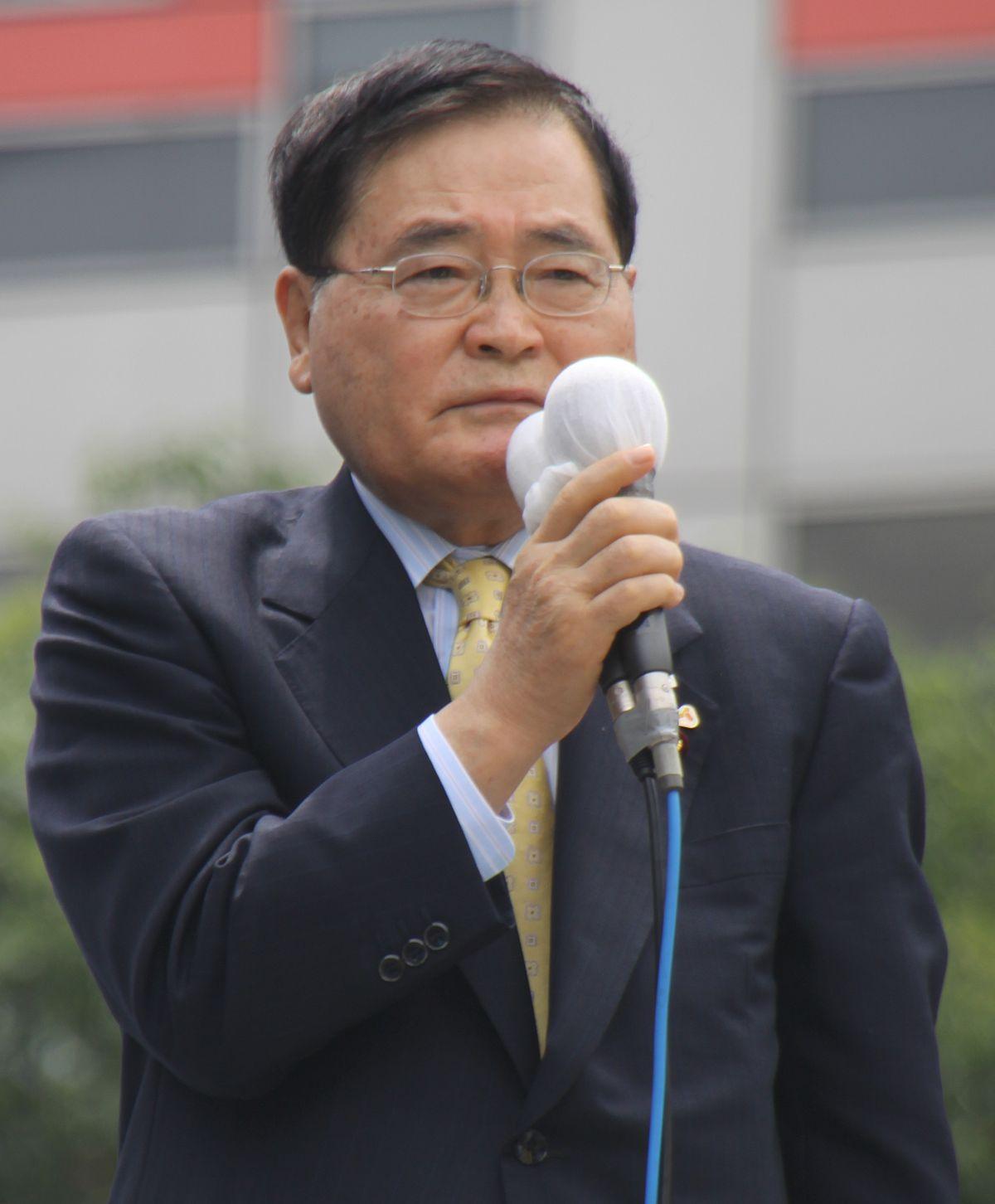 亀井静香 - Wikipedia