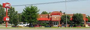 Shoney's - Shoney's in Hendersonville, Tennessee.
