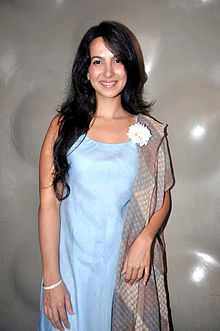 Shraddha Nigam at the Press meet of 'Lakme Fashion Week 2012' 01.jpg