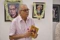Shyamal Kumar Sen Addressing - 43rd PAD Group Exhibition Inauguration - Kolkata 2017-06-20 0240.JPG