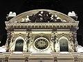 Siège CL pavillon central la nuit (2011) fronton.jpg