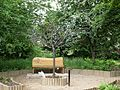 SiMBA Tree of Tranquility and garden, Auchinlea Park, Glasgow.jpg