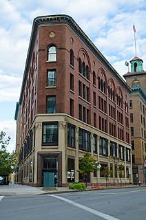 Sibley Triangle Building