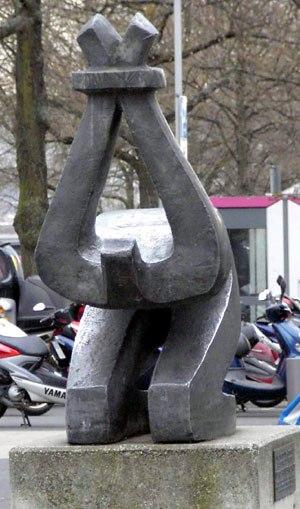 Vadim Sidur - Sidur's monument Victims of Coercion in Kassel