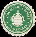 Siegelmarke Gemeinde-Amt-Eisenerz-Steiermark W0319836.jpg