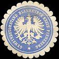 Siegelmarke Gemeindevorstand Blankenese Kreis Pinneberg W0220756.jpg