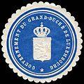 Siegelmarke Gouvernement du Grand-Duche de Luxembourg W0288064.jpg