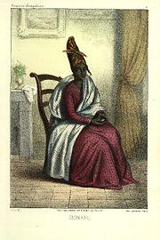 Signare du Sénégal