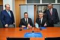 Signing Ceremony Spain Guardia Civil (02815273) (47307260521).jpg