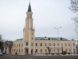 Sillamäe - Image: Sillamäe 2008 2