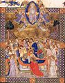 Silvestro de' Gherarducci - Gradual from Santa Maria degli Angeli (Folio 142) - WGA08679.jpg