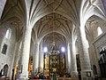 Simancas - Iglesia de El Salvador, interior 32.jpg