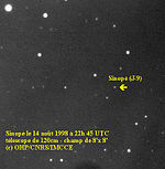Sinope (satelles): imago