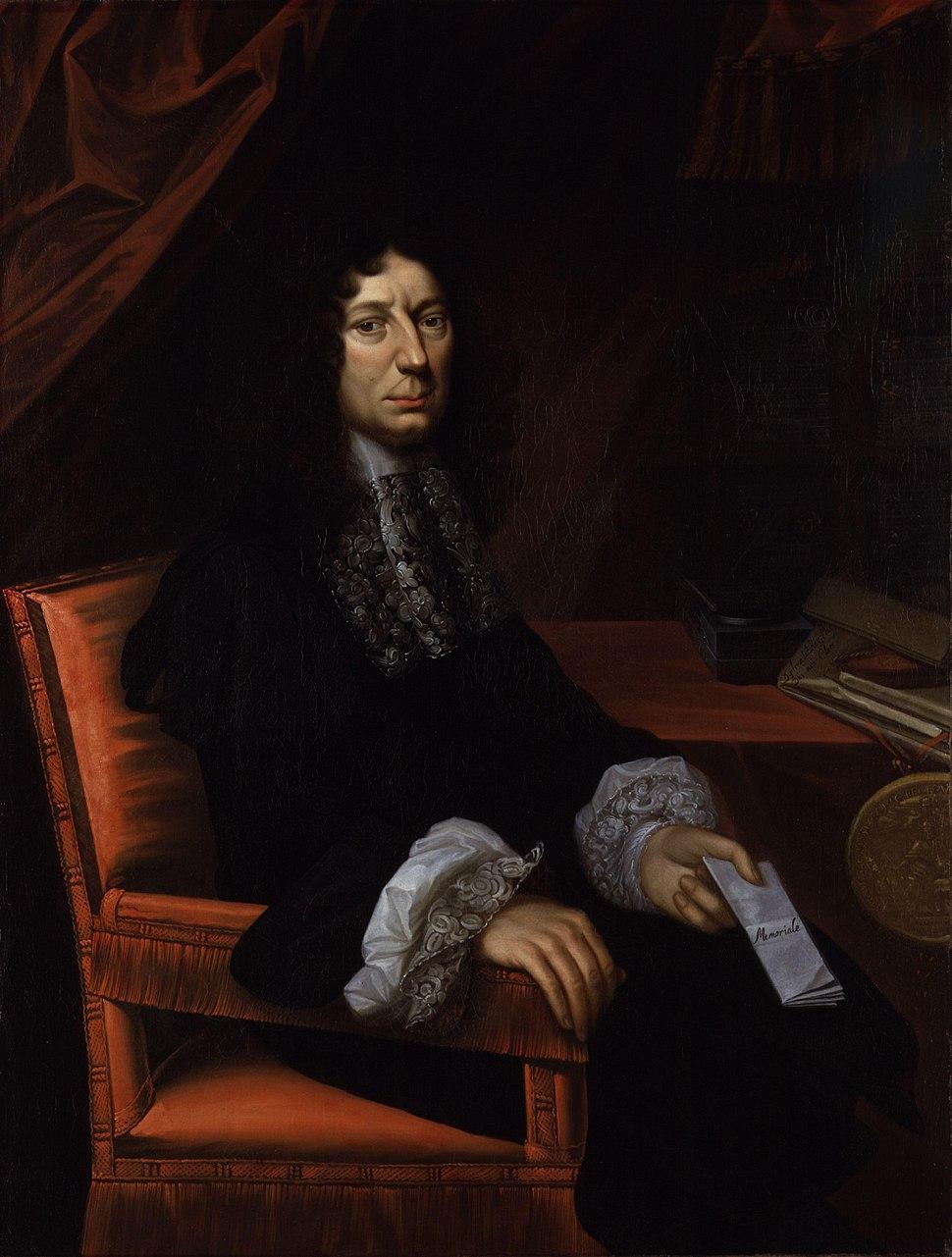 Sir Leoline Jenkins by Herbert Tuer