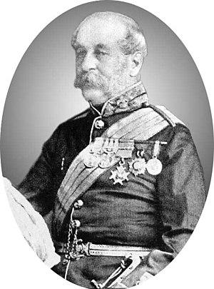 Lothian Nicholson - Lt. Gen. Sir Lothian Nicholson