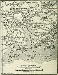 Historia de Macao  Wikipedia la enciclopedia libre