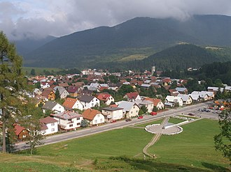 Terchová - Image: Slovakia Terchova 18