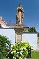 Socha Panny Marie u silnice do Ratají, Luběnice, okres Olomouc.jpg