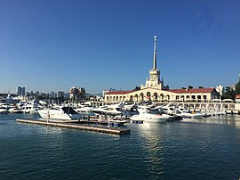 Port of Sochi