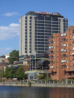 Sokos hotel rauma