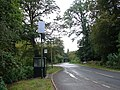 Solar powered bus stop at Trawsgoed - geograph.org.uk - 257114.jpg