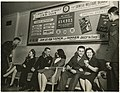 Soldiers and women socializing at the 65th Street J.W.B. Club, New York City (5162253166).jpg