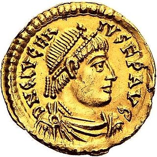 Glycerius Augustus of the Western Roman Empire (r. 473–474)