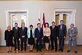 Solvita Āboltiņa tiekas ar Gruzijas premjerministru (9684207037).jpg