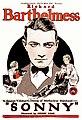 Sonny (1922) poster.jpg