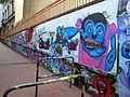 Sottopassaggio delle cure (giugno 2013) graffiti 37.JPG