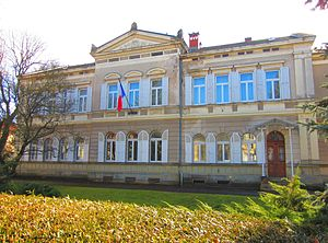 Boulay-Moselle - Image: Sous prefecture Boulay Moselle