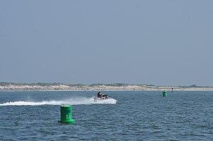 South Oyster Bay - Jetskiing on South Oyster Bay, 2013.