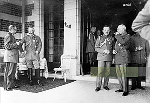 Spa Neubois 1918 occupation Allemande