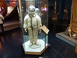 Space suits in Memorial Museum of Cosmonautics, Moscow, Russia, 2016 11.jpg