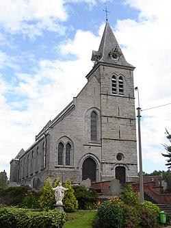 Spiere - Kerk Sint-Amandus en Heilig Hart 1.jpg