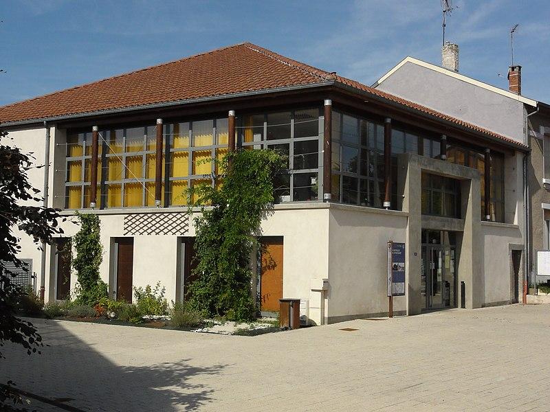 Spincourt (Meuse) Bureaux Communauté de Communes