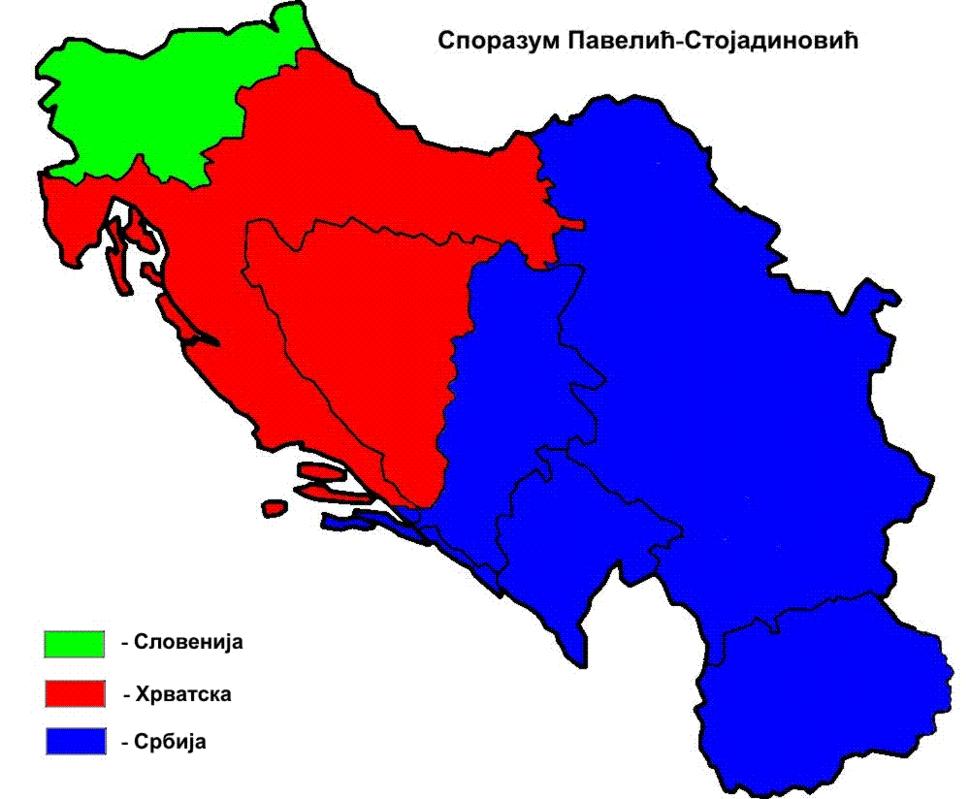 Sporazum Pavelic-Stojadinovic