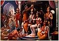 Sri Rama Become king of Ayodhya.jpg
