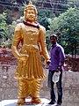 Sri krishna devaraya at srikalahasthi.jpg