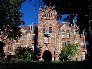 Saint Bernard's Seminary - Saint Bernard's Seminary, October 2012