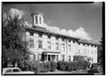 St. John's Academy, Duke and South Columbus Streets, Alexandria, Independent City, VA HABS VA,7-ALEX,67-1.tif