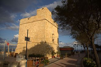 Sliema - St. Julian's Tower