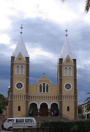Roman Catholic Archdiocese of Windhoek - St. Mary's Cathedral, Windhoek