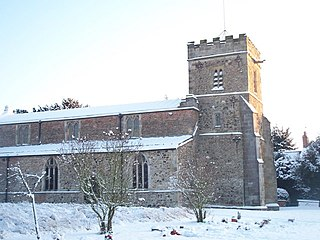 Brandesburton Village and civil parish in the East Riding of Yorkshire, England