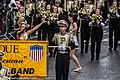 St. Patrick's Day Parade (2013) In Dublin - Purdue University All-American Marching Band, Indiana, USA (8566532296).jpg