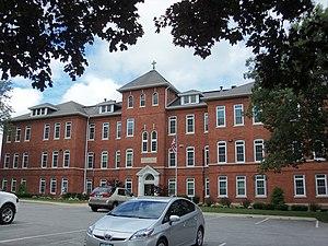 Roman Catholic Diocese of Davenport - St. Vincent Center, the Diocesan Pastoral Center
