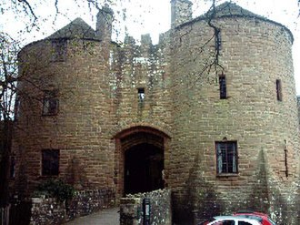 Forest of Dean - St. Briavels Castle