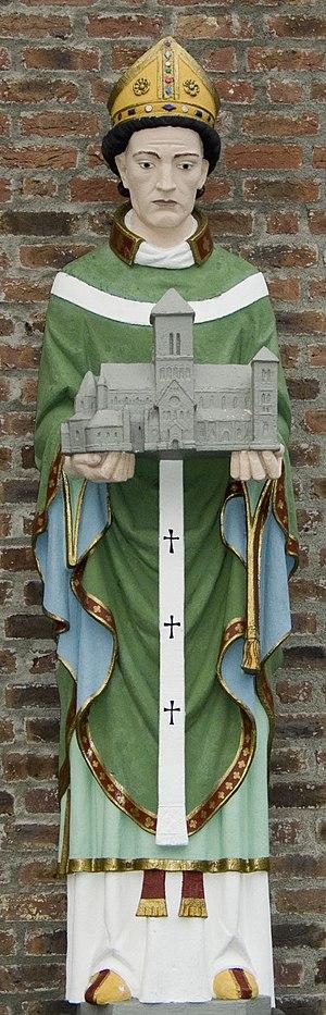 Eysteinn Erlendsson - St. Øystein, Archbishop of Nidaros